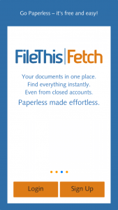 Your documents in one place. Find everything instantly. Even from closed accounts.